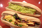 Super Hot Dog Introduces Fresh-Fruit Dog to Village Idiots