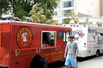 Foodies Aren't Laughin' at Lappin's Food-Truck Bill
