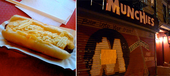 Will Munchies Live to Serve Another Potato-Chip Hot Dog?