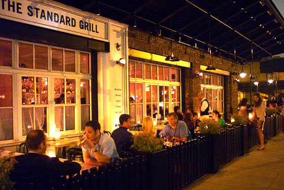 What to Eat at the Standard Grill, Now Serving Duck-Fat Smashed Potatoes