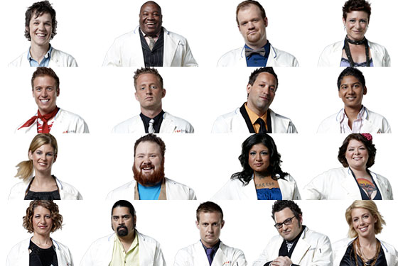 Top Chef Season 6 Contestants and Judges Announced