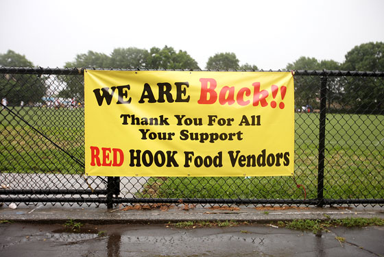 red hook vendors