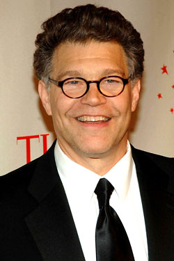 Al Franken's 'New York City Pro...