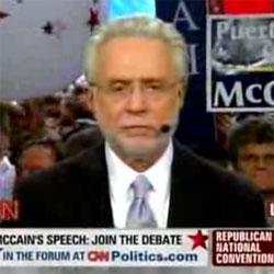 Wolf Blitzer: In Touch With His Inner Child