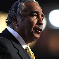 Charles Rangel is one of those under investigation, obviously.
