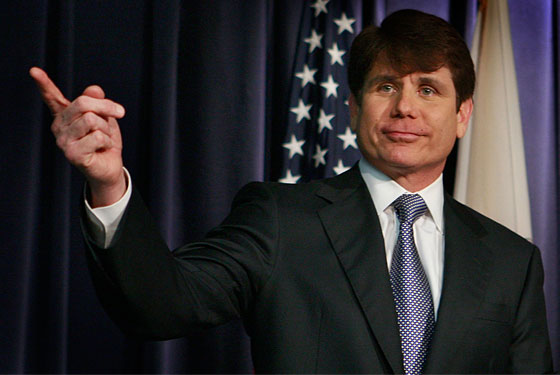 rod blagojevich scandal. of Rod Blagojevich#39;s