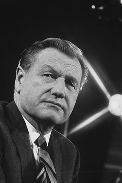 Governor Nelson Rockefeller, who actually is dead.