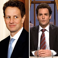 Even 'SNL' bashed Geithner this weekend.