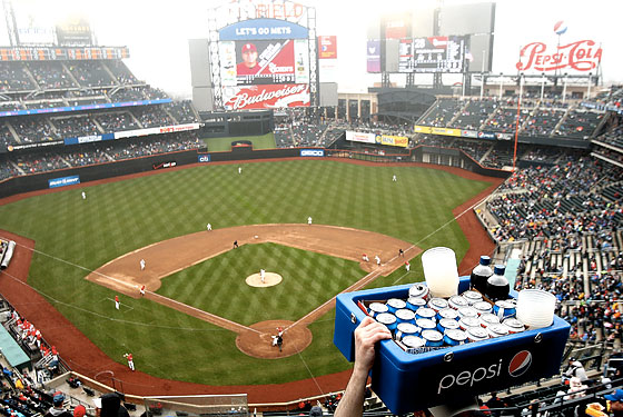 Citi Field Watch: Shack, Blue Smoke Done; El Verano, DeltaSky Close