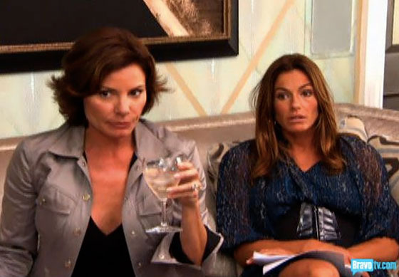 LuAnn and Kelly