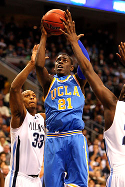 "Learn to say ""Jrue"": UCLA's Holiday."