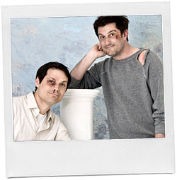 Michael Showalter and Michael Ian Black Do Everything Together