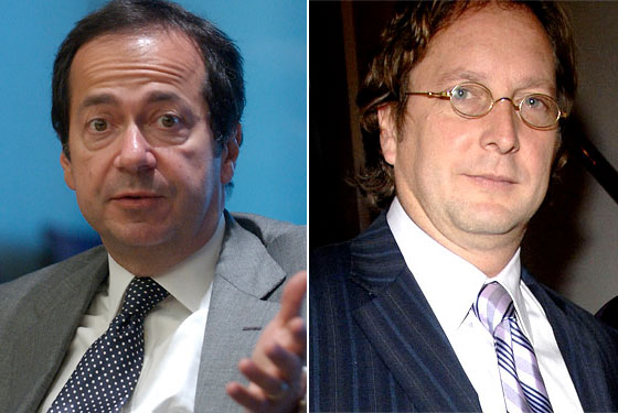 Philip Falcone and John Paulson