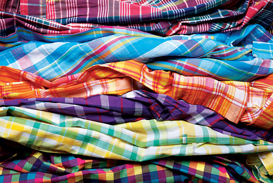 Fashionables - Updated Plaid Shirts for Men -- New York Magazine