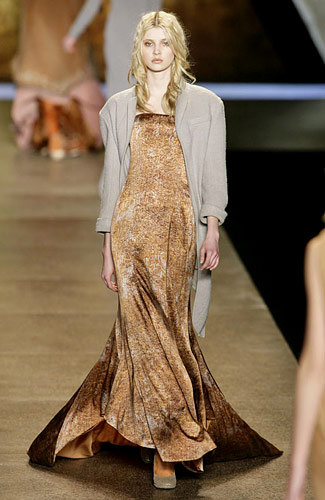 Nina Ricci - Nina Ricci - Fall 2008 Collection :  nina ricci fall 2008 fashion olivier theyskens