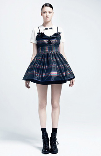 Topshop - Fall 2008 Collection