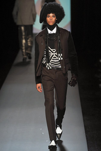 Jean Paul Gaultier Mens Fall 2009
