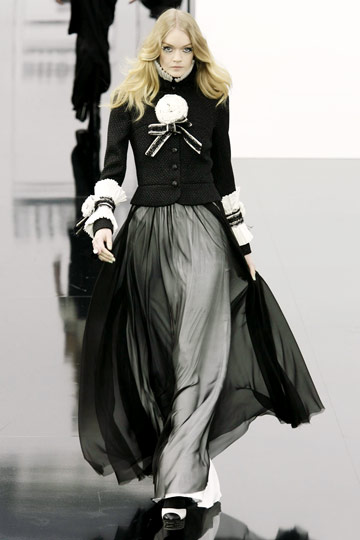 Chanel Fall 2009 RTW :  chic womens dresses evening