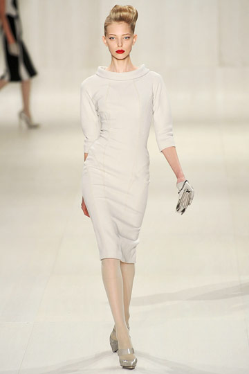 Elie Saab Fall 2009 RTW :  stylish womens dresses evening