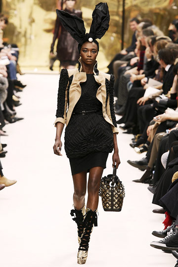 Louis Vuitton Fall 2009 RTW :  luxe louis vuitton cocktail womens