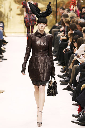 Louis Vuitton Fall 2009 RTW :  luxe designer womens louis vuitton