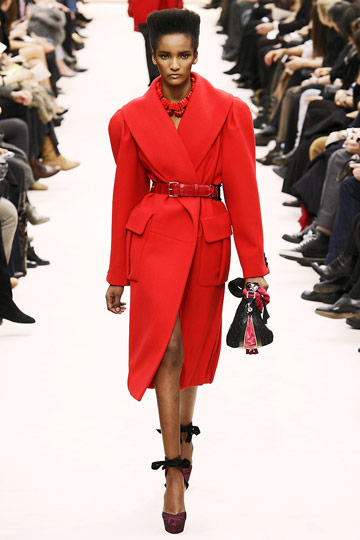 Louis Vuitton Fall 2009 RTW :  luxe modern style louis vuitton