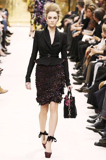 Louis Vuitton Fall 2009 RTW :  luxe designer evening womens