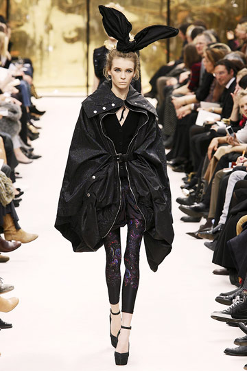 Louis Vuitton Fall 2009 RTW :  luxe style jackets louis vuitton
