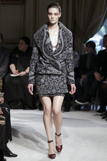 Miu Miu Fall 2009 RTW :  chic miu miu hollywood glamour dresses