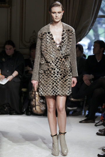Miu Miu Fall 2009 RTW :  glamour designer evening hollywood glamour
