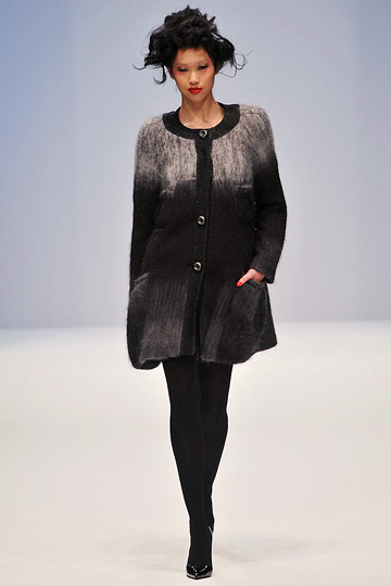 Paul Costelloe - Paul Costelloe - Fall 2009 Collection :  striped collection button down fashion designer