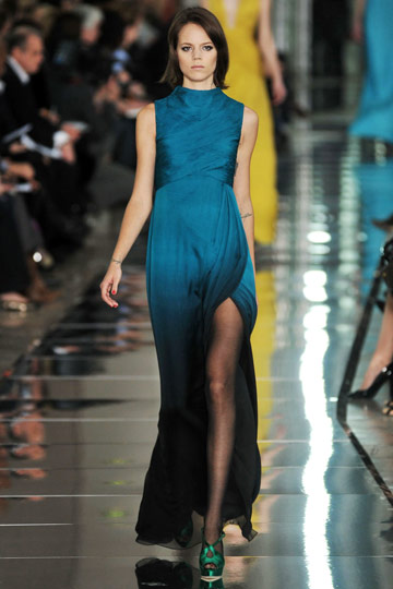 Valentino Fall 2009 RTW :  luxe womens hollywood glamour dresses
