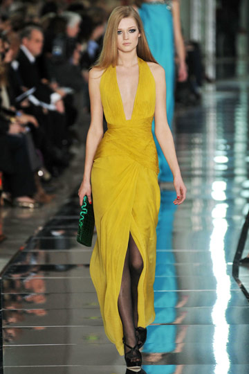 Valentino Fall 2009 RTW :  hollywood glamour gown womens hollywood glamour dresses
