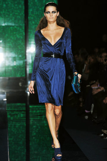 Versace Fall 2009 RTW :  chic cocktail womens hollywood glamour