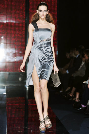 Versace Fall 2009 RTW :  chic womens hollywood glamour dresses