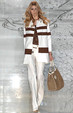 Gucci Resort - Gucci - Resort 2009 Collection# :  loose sheer white clothing