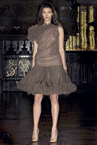 Anne Valerie Hash Spring 2009 Couture :  chic haute couture hollywood glamour dresses