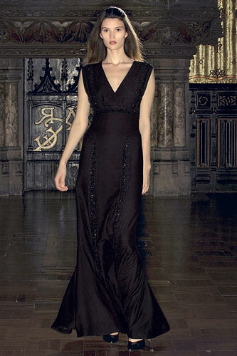 Anne Valerie Hash Spring 2009 Couture :  luxe haute couture hollywood glamour dresses