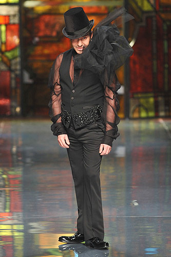 Christain Dior Spring Couture 2009