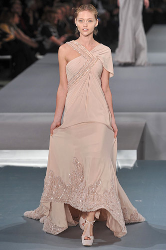 Elie Saab Spring 2009 Couture :  luxe haute couture hollywood glamour dresses