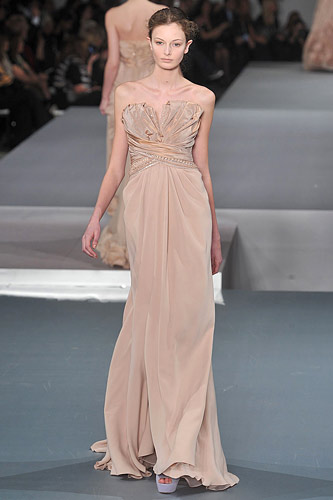 Elie Saab Spring 2009 Couture :  hollywood glamour gown haute couture hollywood glamour dresses