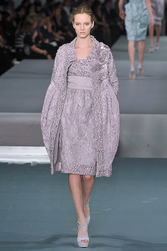 Elie Saab Spring 2009 Couture :  stylish haute couture hollywood glamour dresses