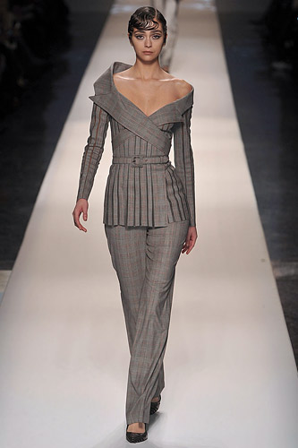 Spring 2009 Couture Jean Paul Gaultier