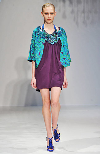 Andrew Gn - Andrew Gn - Spring 2009 Collection