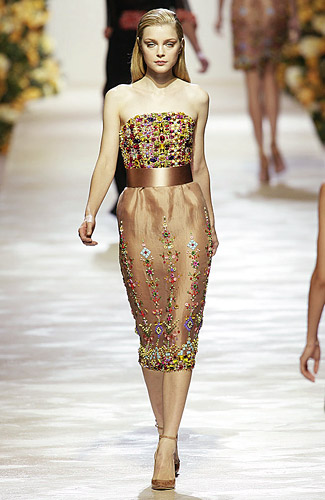 Blumarine - Spring 2009 Collection :  s09 designer dress dresses