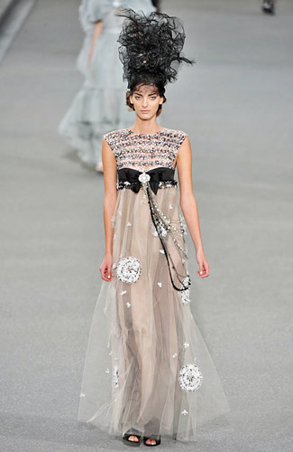 Chanel - Chanel - Spring 2009 Collection :  chic collection couture designer