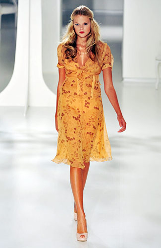 Jasper Conran - Jasper Conran - Spring 2009 Collection :  jasper conran spring 2009