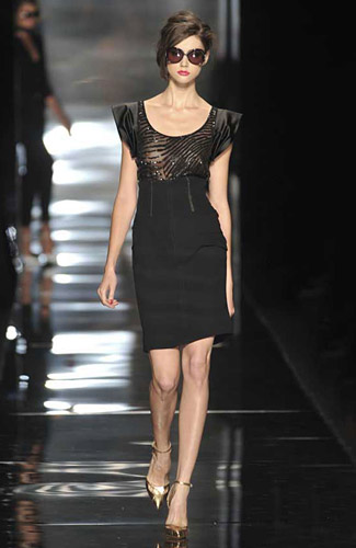 John Richmond - Spring 2009 Collection :  spring 2009 s09 spring lbd