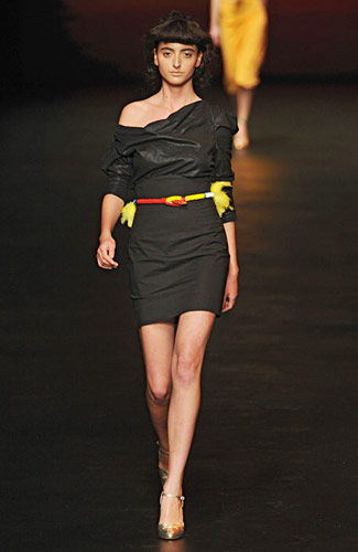 Vivienne Westwood Red Label - Spring 2009 Collection :  s09 spring 09 lbd collections