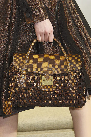 Details of Louis Vuitton Fall 2010  Collection